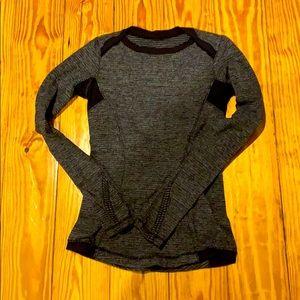 Lululemon run swiftly long sleeve shirt